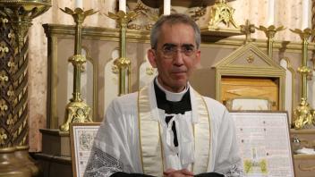 Abbé Daniel Couture - Sermon sur les vocations - Saint-Césaire - 2020