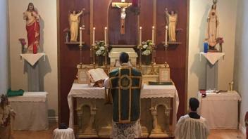 Holy Ghost Chapel Ottawa SSPX