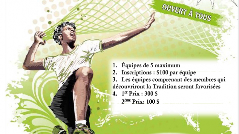 Tournoi Volleyball Ste Famille Lévis 2020