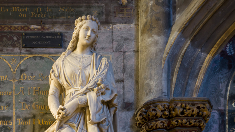 Saint_Philomena_Eglise_Saint_Germain_Auxerrois