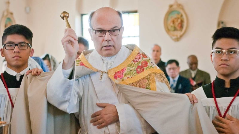 Quasimodo Low Sunday FSSPX Toronto 2019