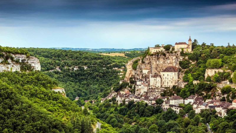 Rocamadour Sanctuary
